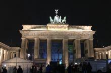 柏林·夜幕下的柏林