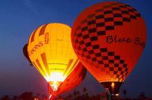 #瓜分10000元#婀娜多姿热气球