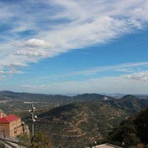 蒙特塞拉特修道院旅游景点攻略图