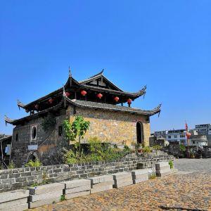 长汀古城墙旅游景点攻略图