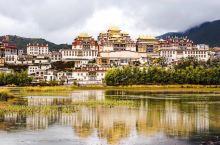 松赞林寺,最美的风景是人