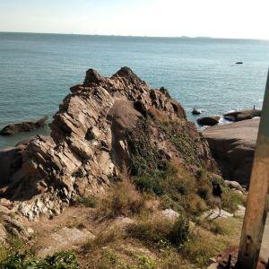 燕儿岛山公园旅游景点攻略图