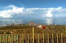 美丽的高原蓝宝石(青海湖)