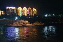 夜游澜沧江