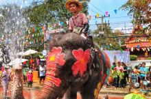 你知道泰国一年中最热闹的是哪一天吗?