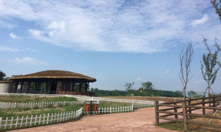 靈峰山森仙動物農場
