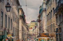 #主题交通#里斯本的小电车,与你擦身而过的曾繁华
