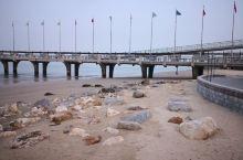 烟台开发区金沙滩栈桥