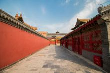 沈阳故宫,一抹红墙内的记忆