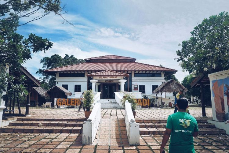 Laman Padi Langkawi1