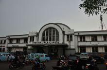 雅加达最古老的火车站--哥达老城火车站