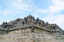 印尼东方奇迹婆罗浮屠