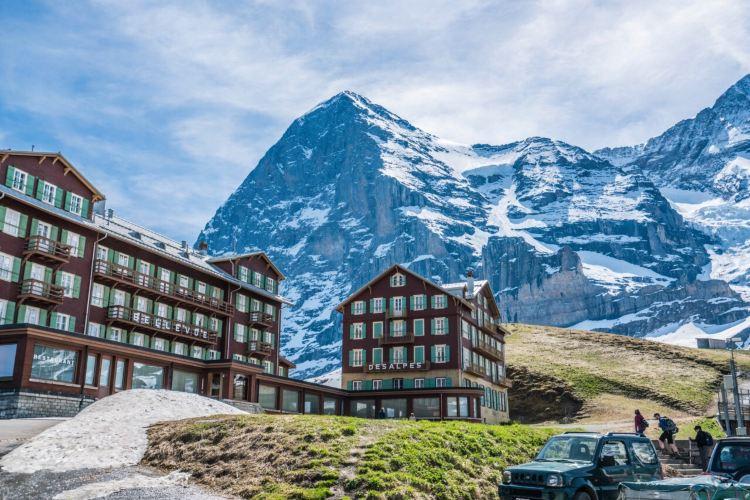 Jungfraujoch: Top of Europe4