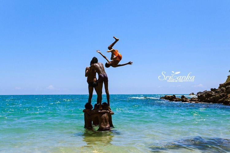 坦加勒海灘1
