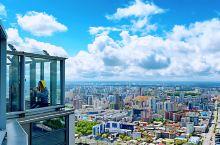 俄罗斯的摩天大楼观景台