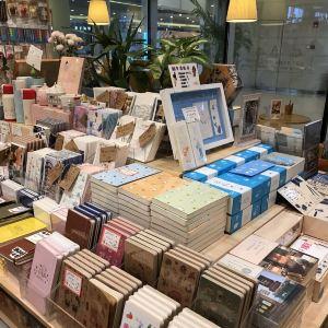 猫的天空之城概念书店(新天地店)旅游景点攻略图