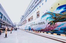 听说上海又来新船了,还带了座皇宫?