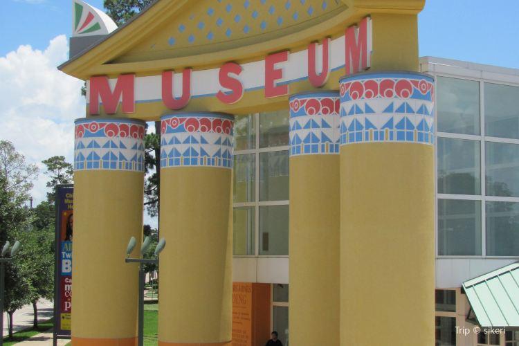 休斯頓兒童博物館2