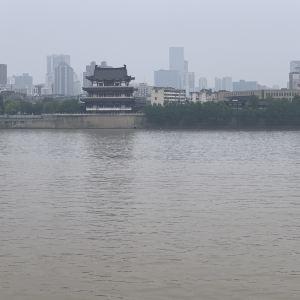 杜甫江阁旅游景点攻略图