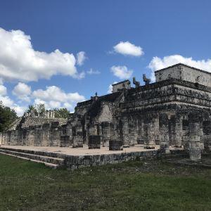 奇琴伊察古城遗址旅游景点攻略图