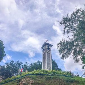 艾京生钟楼旅游景点攻略图