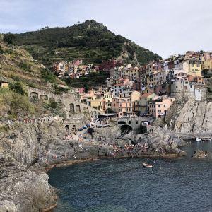 五渔村旅游景点攻略图