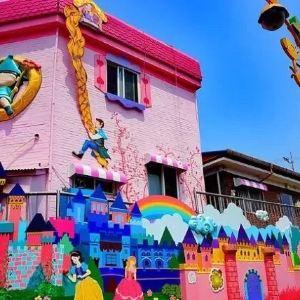 松月洞童话村旅游景点攻略图