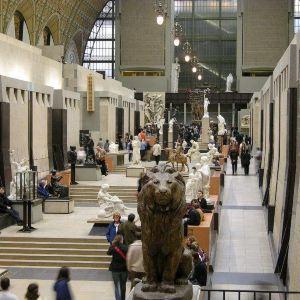 奥赛博物馆旅游景点攻略图