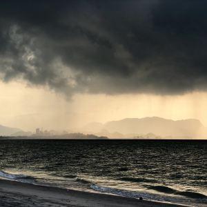 丹绒鲁海滩旅游景点攻略图
