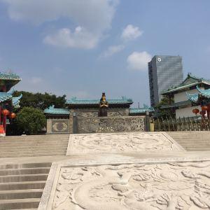 赤湾天后庙旅游景点攻略图