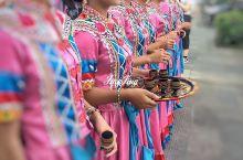 长街宴品尝彝家美食,欣赏彝族宫廷乐舞