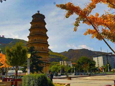 Kaiyuan Temple Tower