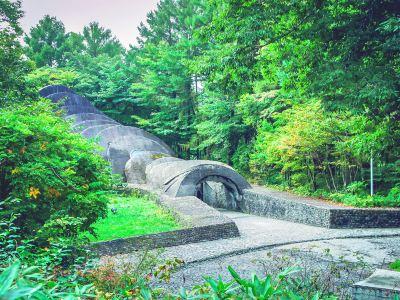 輕井澤石之教堂