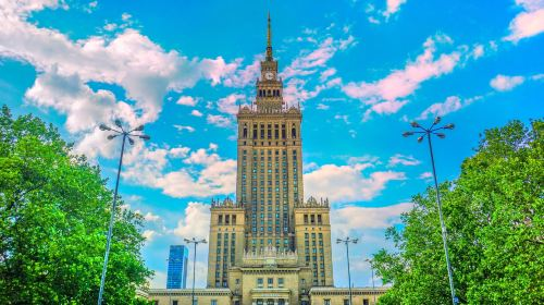 Palace of Culture and Science