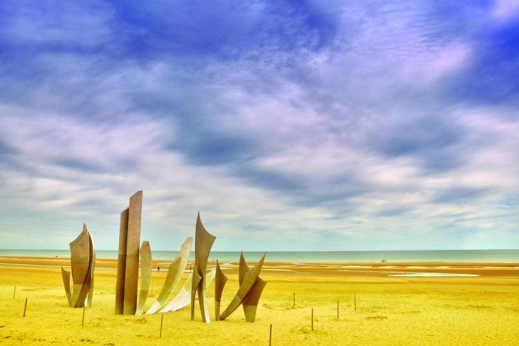 奧馬哈海灘