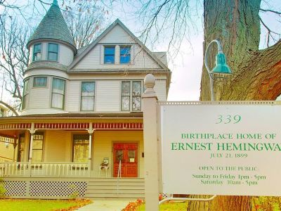The Ernest Hemingway Museum