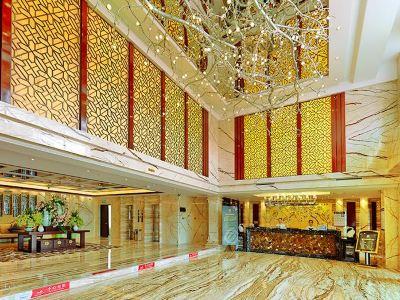 Shengshi Lanwan Hotel Hot Spring