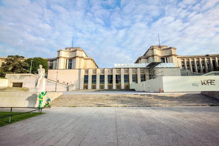 シャイヨ宮