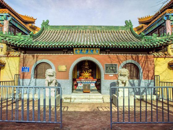 Longquanchan Temple