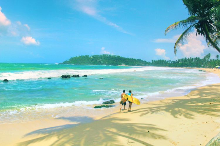 美蕊沙海灘