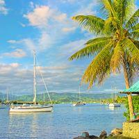 瓦努阿岛图片