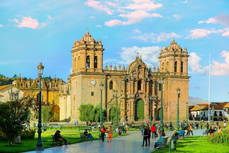 Cuzco Cathedral