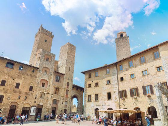 聖吉米尼亞諾歷史中心