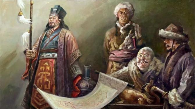 """张骞:""""丝绸之路""""第一带货人 – 敦煌游记攻略插图11"""