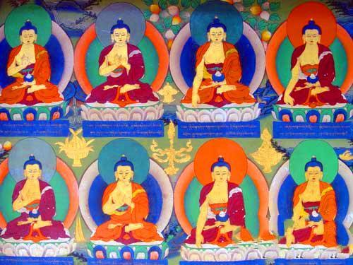 西藏旅游:瞻仰日喀则扎什伦布寺(图) – 日喀则游记攻略插图11