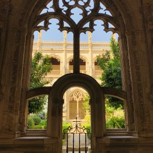 圣胡安皇家修道院旅游景点攻略图