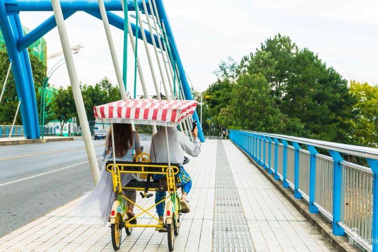 Cycle around Qiandao Lake with Le You Cycling2