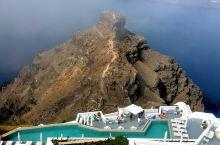 🗻🌊山海时光,悠然避世!🇬🇷希腊-圣托里尼岛