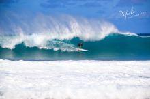 🏄夏威夷欧胡岛北岸的冲浪季