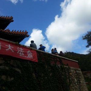 云罩寺旅游景点攻略图